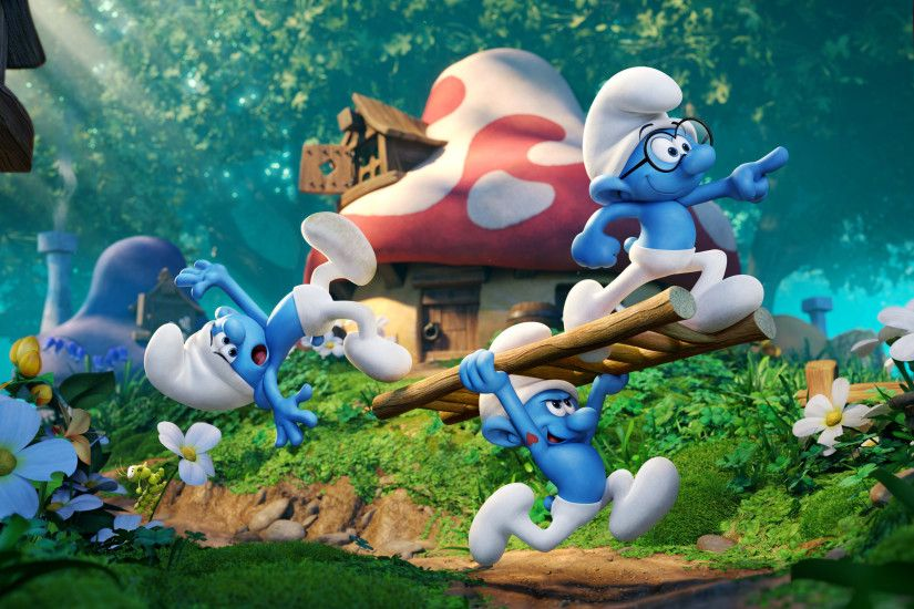 Smurfs 3 The Lost Village