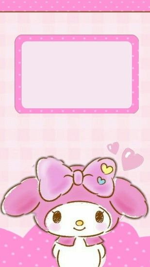 My Melody Wallpaper ① Wallpapertag