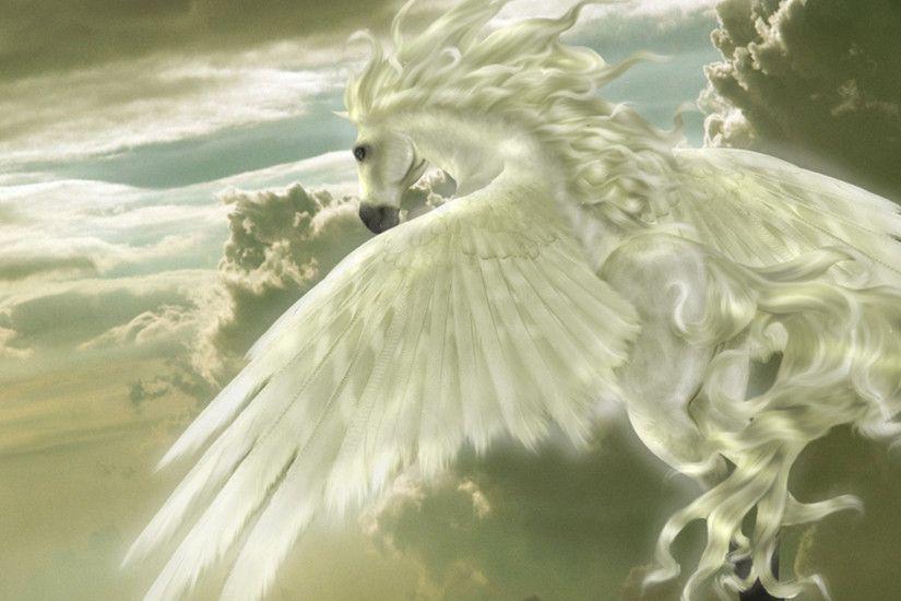 Pegasus Wallpaper ·① WallpaperTag