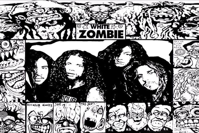 White Zombie-Untitled [Live]