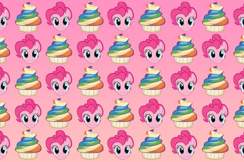 Pinkie Cupcake Wallpaper by Darkblaze95 on DeviantArt