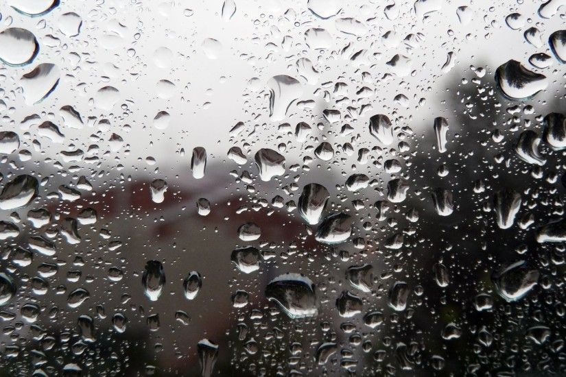 Wallpapers Rain Drops Free