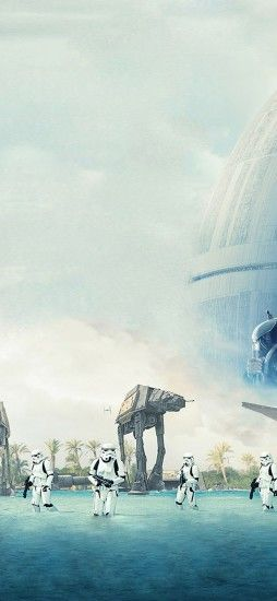 Rogue One: A Star Wars Story, Donnie Yen, Felicity Jones, Stormtroopers