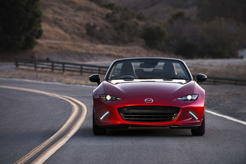 2016 Mazda MX-5 Miata Wallpaper Full HD