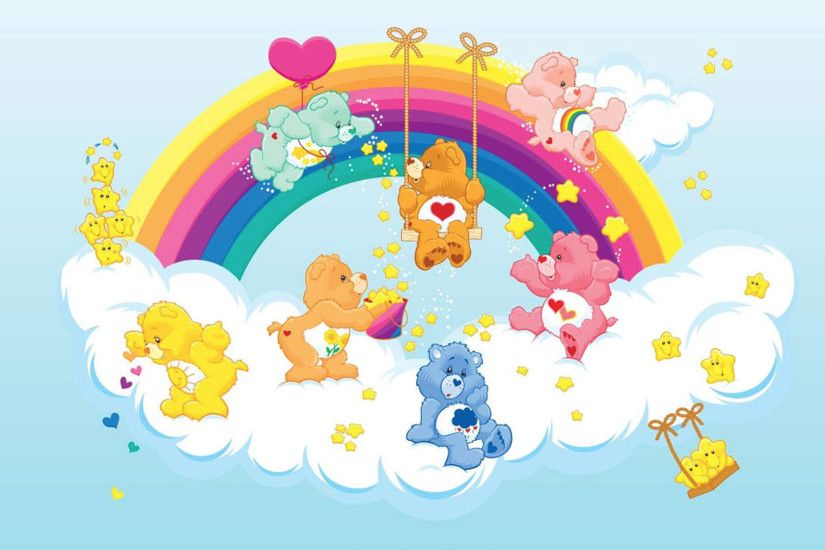 wallpaper.wiki-Care-Bear-HD-Background-PIC-WPC004474