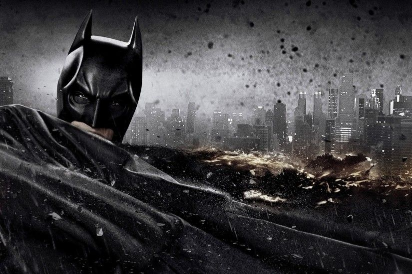 Batman, The Dark Knight Rises, Christopher Nolan, Christian Bale Wallpapers  HD / Desktop and Mobile Backgrounds