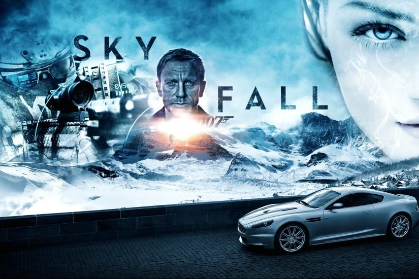 James Bond Skyfall 007 Wallpapers