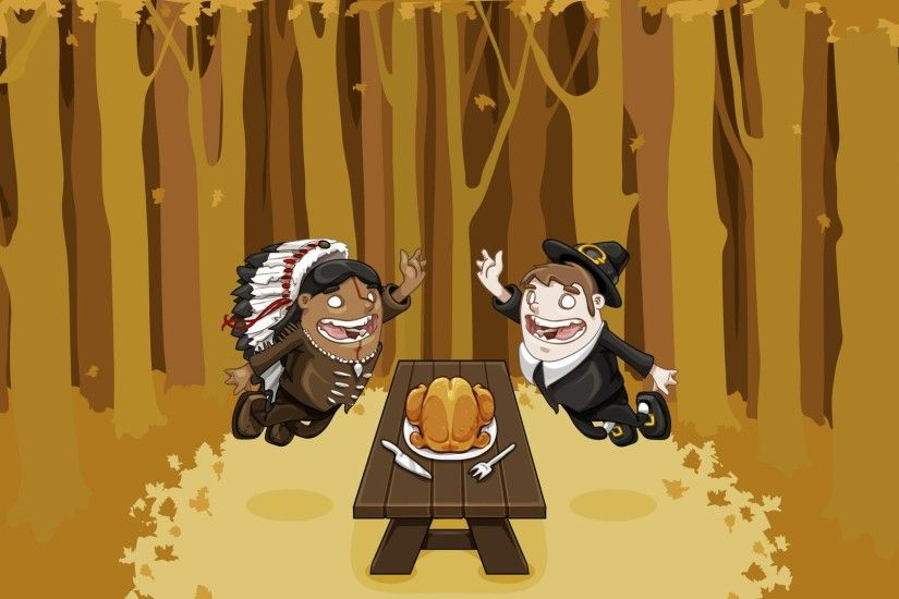 Cute Thanksgiving Desktop Background Wallpapers