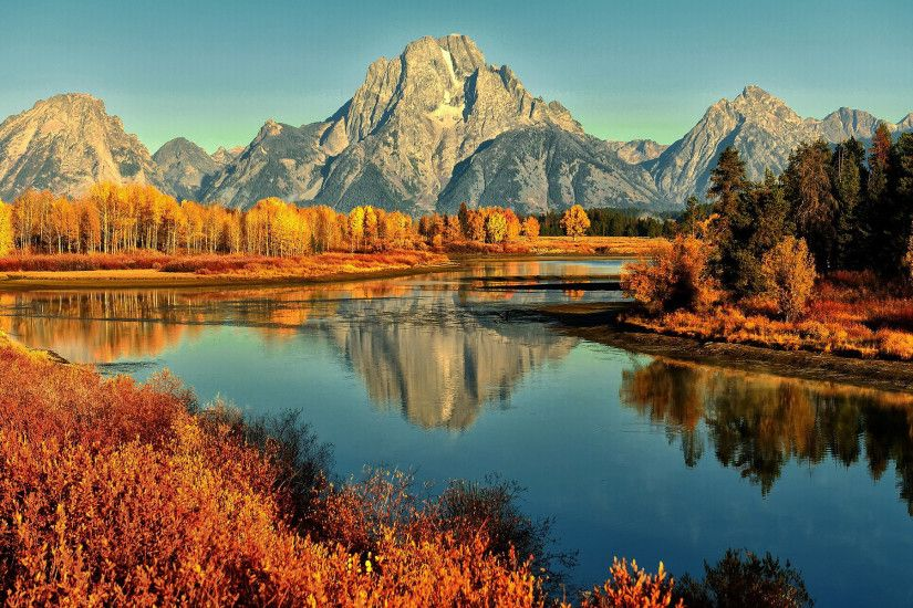 Fall desktop wallpapers mountains viewing gallery.