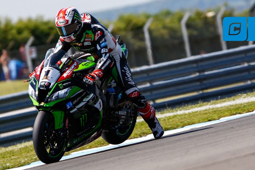 Kawasaki scored its 100th Superbike World Championship (WorldSBK) race win  on Sunday at Donington Park and it was only fitting that it came at the  hands of ...