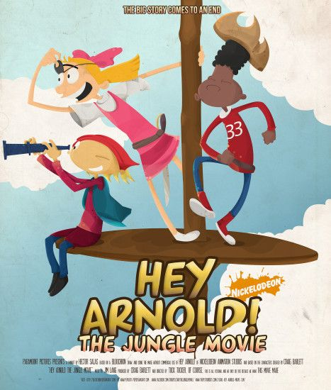 Dosis-Memory 59 20 Hey Arnold: The Jungle Movie by Pervert-pop
