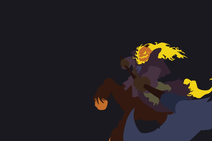 Headless Hecarim Minimalistic Wallpaper by Sovietpancake HD Wallpaper Fan  Art Artwork League of Legends lol