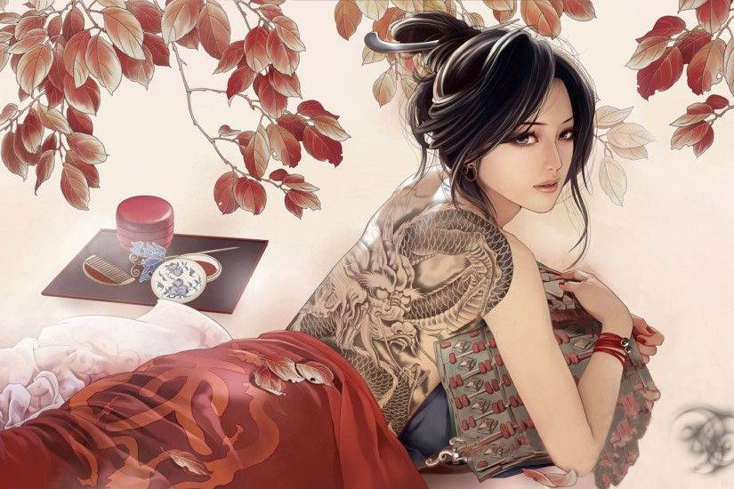 ... Anime Girl Desktop Wallpapers | WallpapersCharlie ...