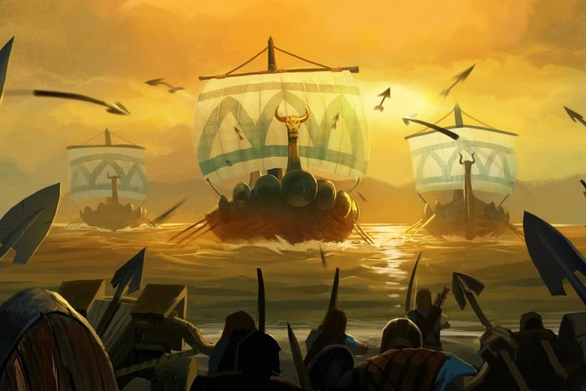 Norse. | Concept Art | Pinterest | Age of empires, Empire and Of