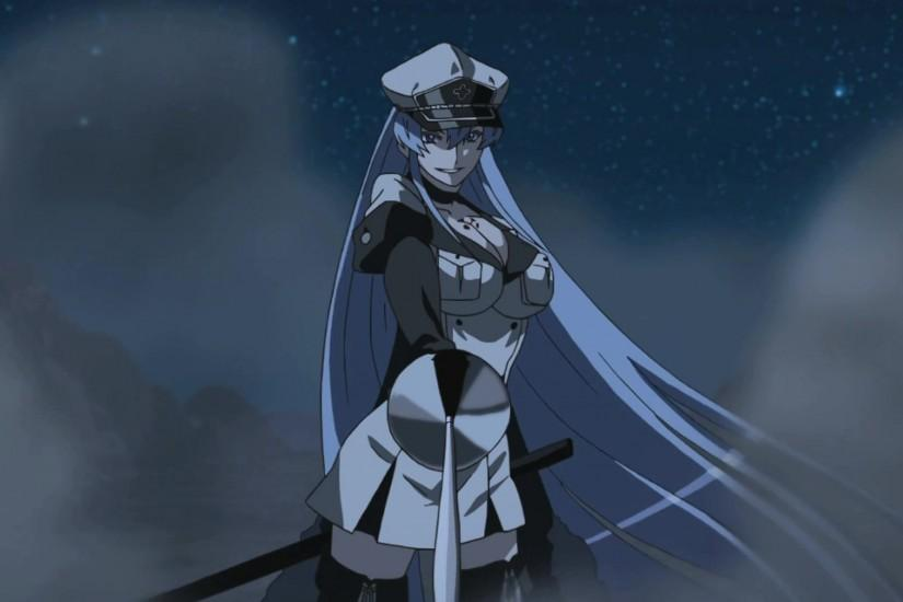 Esdeath - Akame Ga Kill
