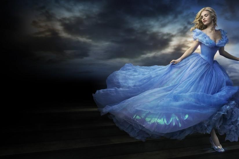 CINDERELLA 2015 adventure drama family romance disney 1cinderella2015  wallpaper