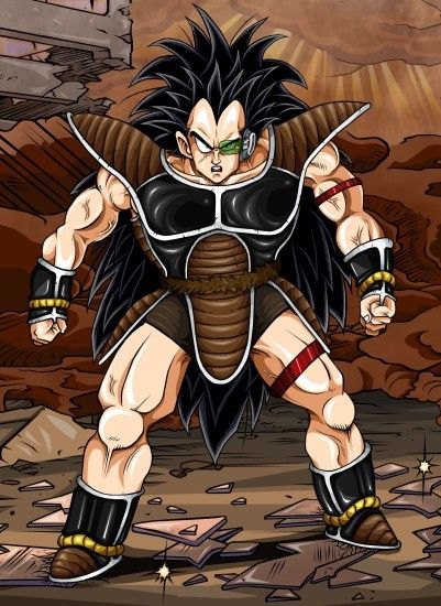 Raditz images Raditz HD wallpaper and background photos (15919932)