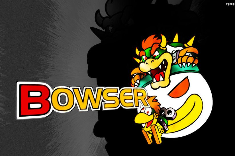 Video Game - Super Mario World Bowser Wallpaper