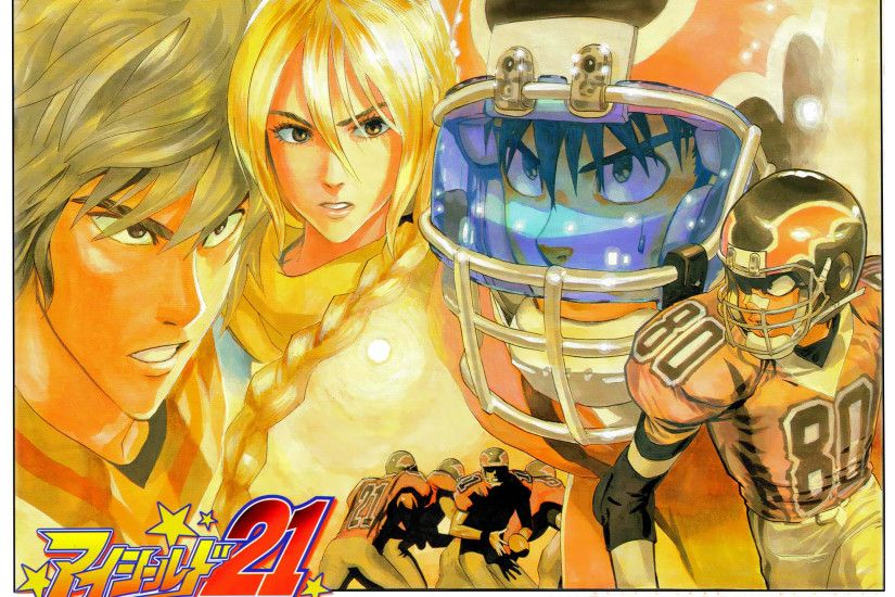 Eyeshield 21 Chapter 277 - Read Eyeshield 21 Chapter 277 manga for free at  ZingBox.