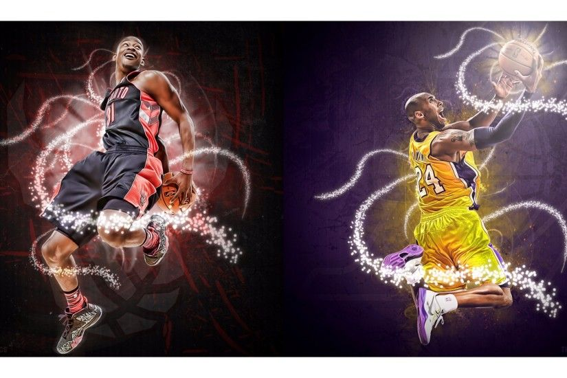 3840x2160 3840x2160 Kobe Bryant vs Michael Jordan 4K Wallpaper