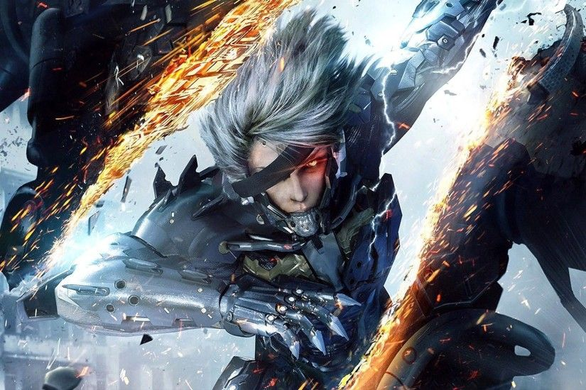 Metal Gear Rising: Revengeance and Screamride Are Now Backwards Compatible  on Xbox One