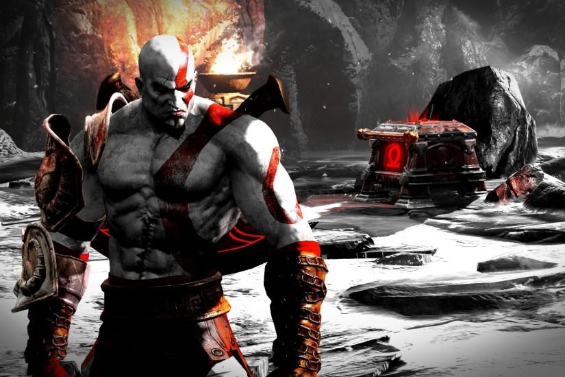 HD God Of War 3 Images.