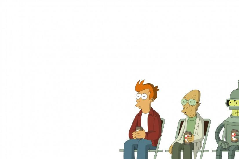 vertical futurama wallpaper 1920x1102 for meizu