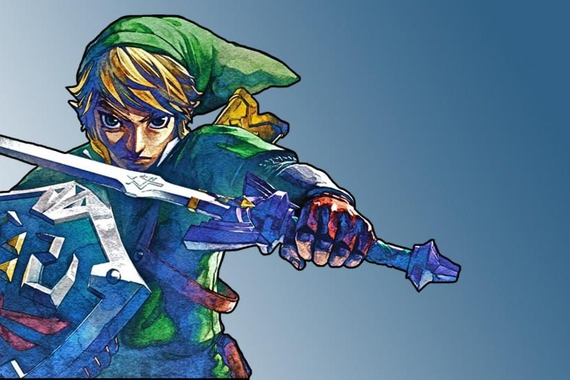 Link - The Legend Of Zelda Wallpaper 696325