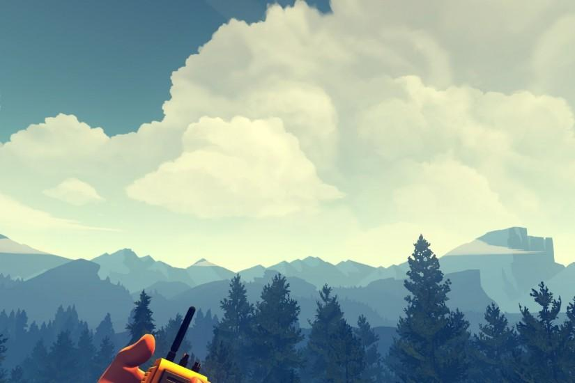 new firewatch wallpaper 1920x1080 for mobile