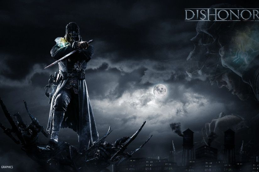 ... Dishonored HD Wallpaper by Samuels-Graphics