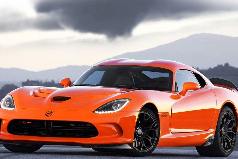 Dodge Viper 2015 Engine