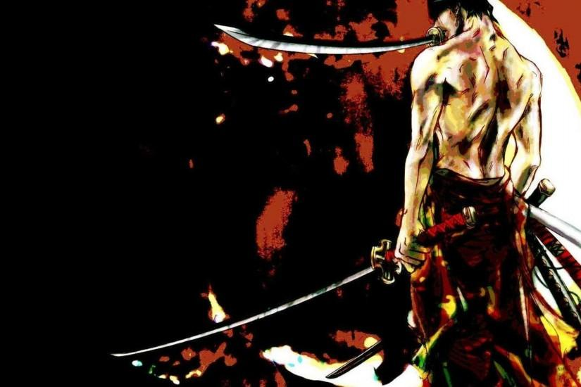 Images For > One Piece Wallpaper Zoro