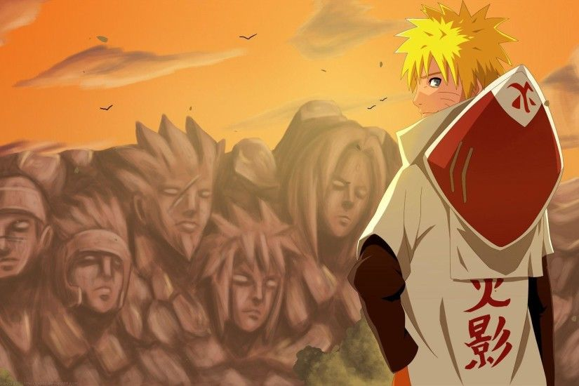 Backgrounds Hokage Naruto Wallpapers HD on ScreenCrot.Com