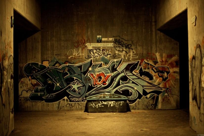 Hip Hop Graffiti Free Unique Wallpaper 1920x1200 | Full HD Wallpapers .