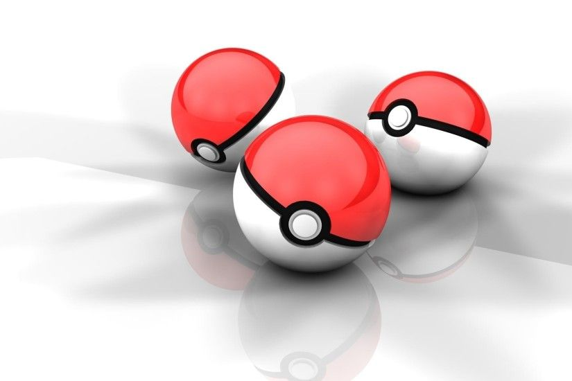 Download now full hd wallpaper poke ball reflection cartoon ...