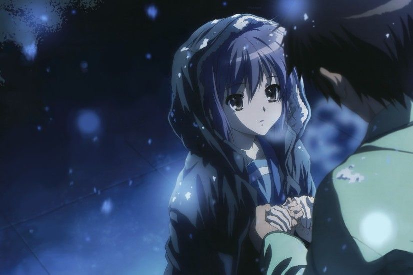 The Melancholy Of Haruhi Suzumiya HD Wallpaper | Background Image |  2560x1600 | ID:83572 - Wallpaper Abyss