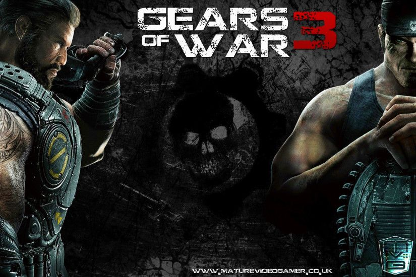 Gears of war 3 wallpaper by Deaddoll666.deviantart.com on @deviantART