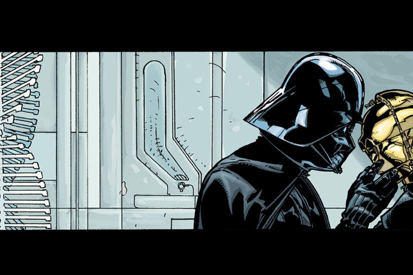 HD Wallpaper | Background ID:584819. 1920x1080 Comics Star Wars: Darth Vader