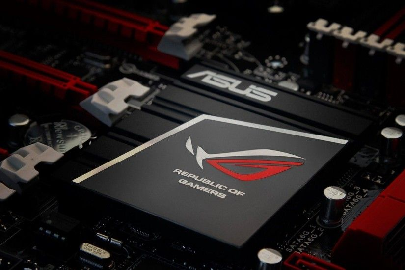 Asus ROG Wallpaper Background #5438 | Hdwidescreens.
