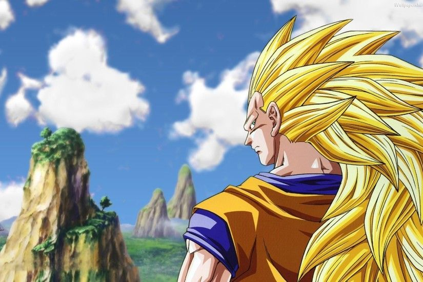 ... Dragon Ball Z Wallpapers Goku | HD Wallpapers, Backgrounds, Images ...