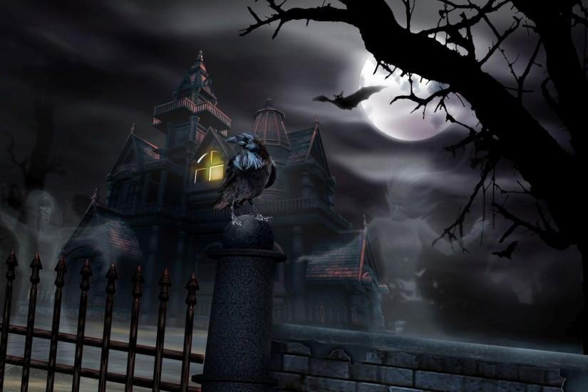 most popular haunted mansion wallpaper 1920x1080