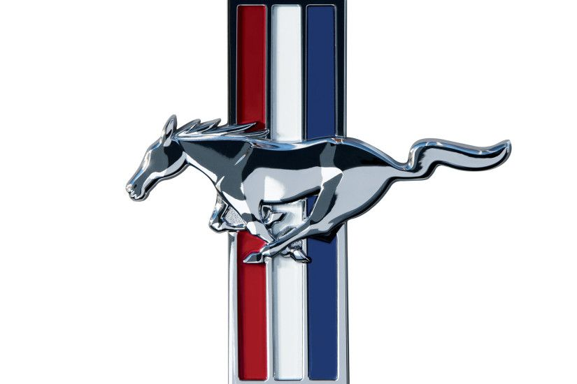 Vehicles - Ford Mustang Ford Logo Wallpaper
