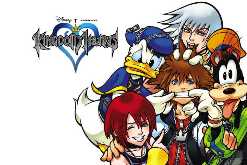 Kingdom Hearts Sora Wallpaper Mobile