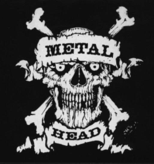 Wallpapers Metal Head Metalhead 1024x768 | #39014 #metal head