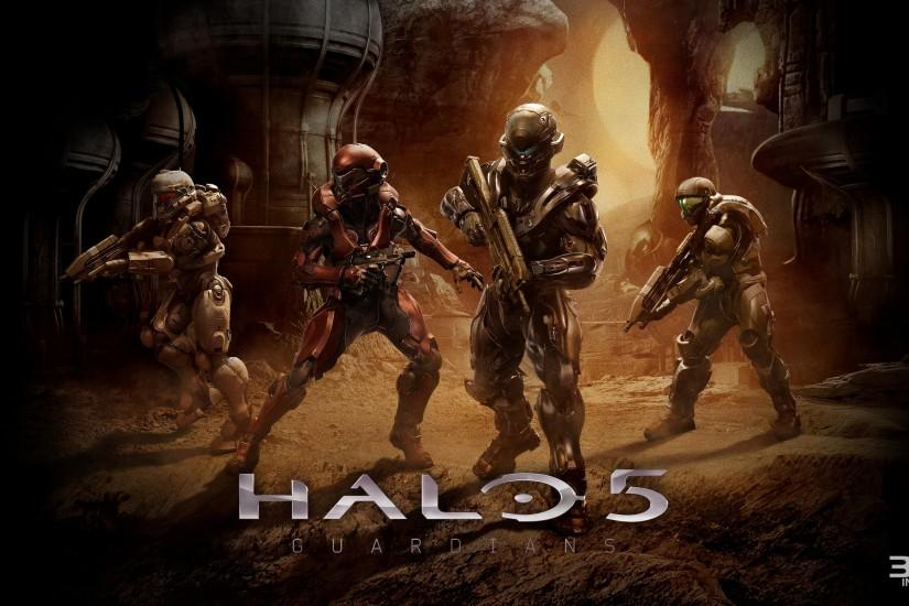 download halo 5 wallpaper 3406x1915