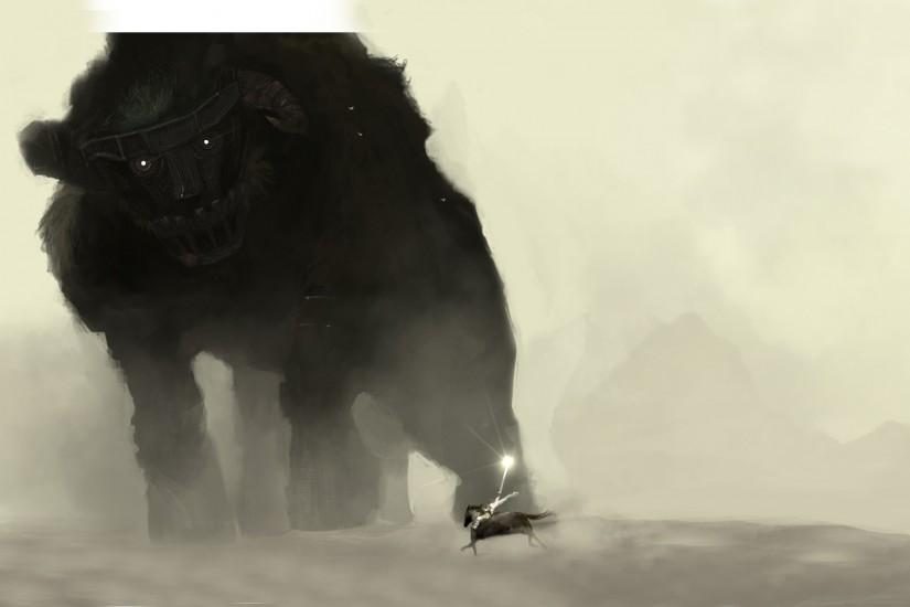 shadow of the colossus wallpaper 1920x1200 smartphone
