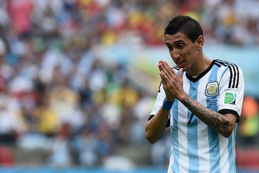 Stunning Angel Di Maria Picture HD