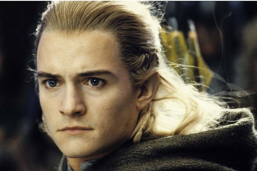 Legolas Orlando Bloom The Lord of the Rings The R 2700x1800