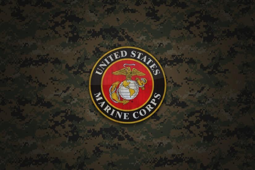 US Marine Corps Wallpaper by SpartanSix by SpartanSix on DeviantArt