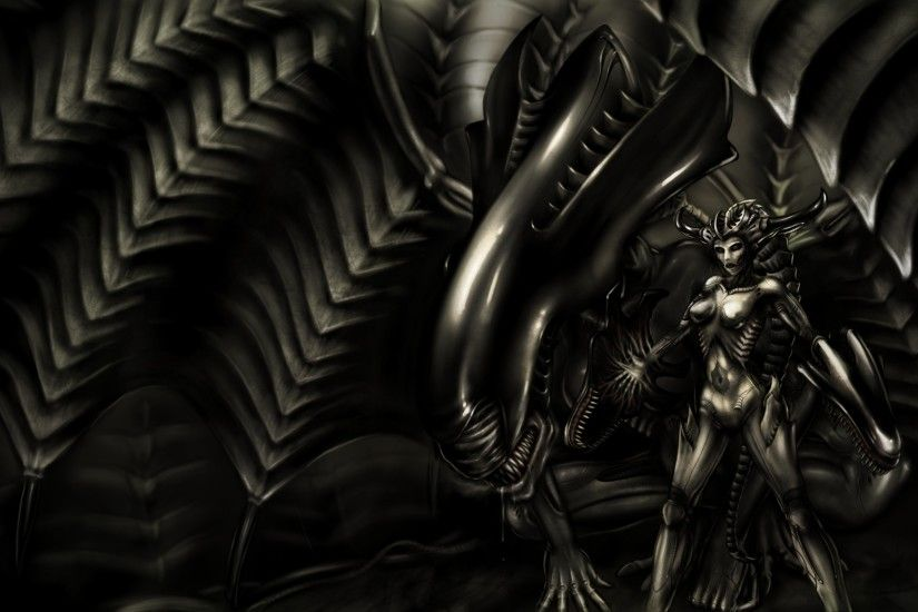 H R Giger Art Artwork Dark Evil Artistic Horror Fantasy Sci-fi Wallpaper At  Dark Wallpapers